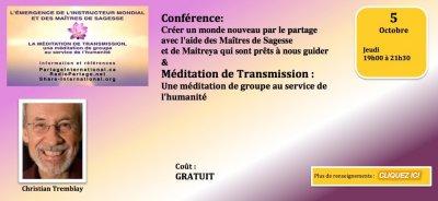 Conference gratuite