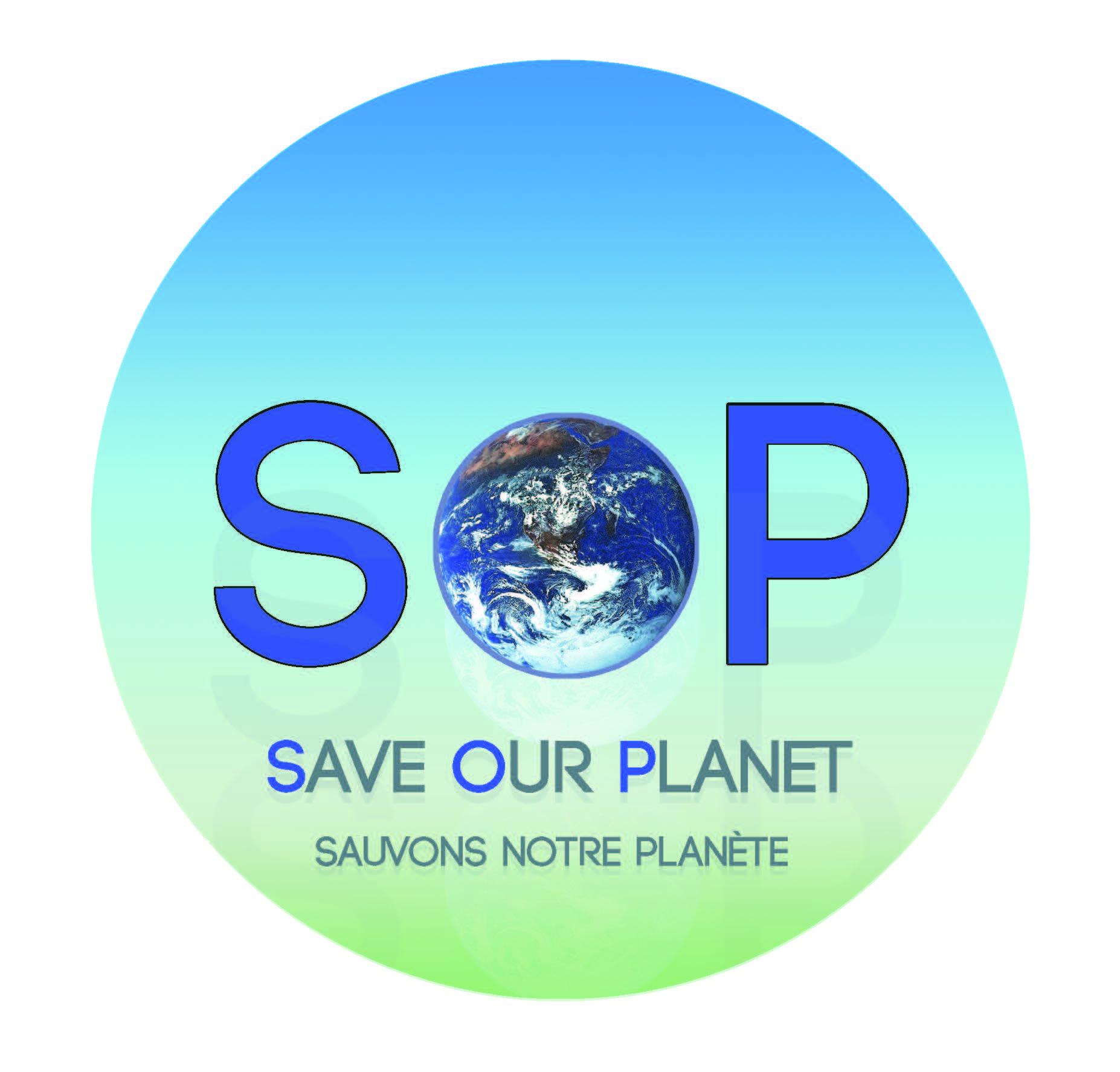 Sauvons notre planète !
