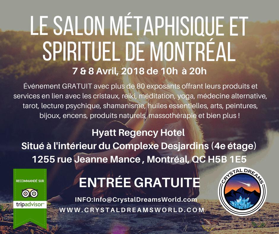 Salon Métaphysique et spiritualité