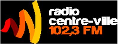 Entrevue à Radio Centre-Ville-102.3 FM
